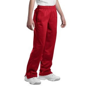 Sport Tek® Youth Tricot Track Pants