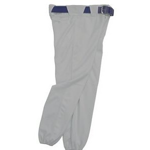 Youth Pro Weight Elastic Bottom Baseball Pants w/Pro Belt Loop