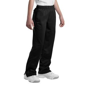 Sport-Tek® Youth Tricot Track Pants